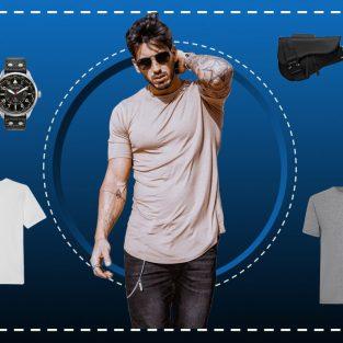 ELLE Man Style Calendar: Trở về cơ bản cùng áo thun basic
