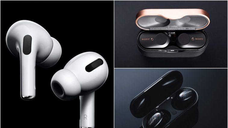 7 tai nghe không dây chống ồn đáng mua nhất năm 2020