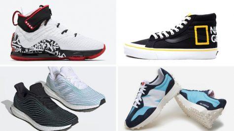 5 phát hành giày thể thao ấn tượng sắp ra mắt (4 - 11/6/2020)