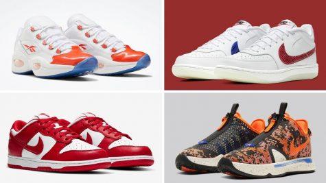 5 phát hành giày thể thao ấn tượng sắp ra mắt (11- 18/6/2020)