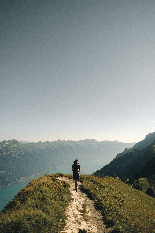 hiking - elle man