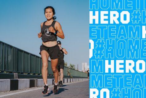 #HOMETEAMHERO của adidas Việt Nam đã đóng góp 2.547 USD cho Quỹ phòng chống dịch Covid-19