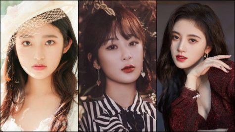 """Top 8 """"tiểu hoa đán"""" xinh đẹp nhất màn ảnh Hoa ngữ năm 2020"""