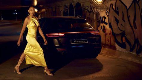 Porsche Panamera - Sự tương phản hoàn hảo