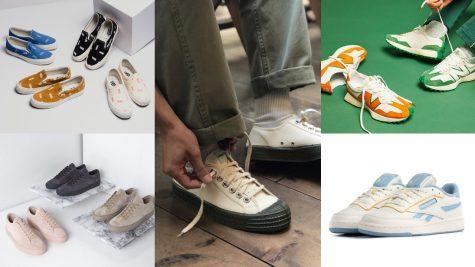 8 thiết kế giày thể thao minimal và retro đáng chú ý của 2020