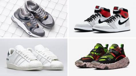 5 phát hành giày thể thao ấn tượng sắp ra mắt (7-14/7/2020)