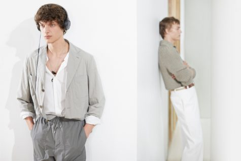 BST Menswear Hermès Xuân-Hè 2021: Xoá nhoà những lằn ranh giới hạn