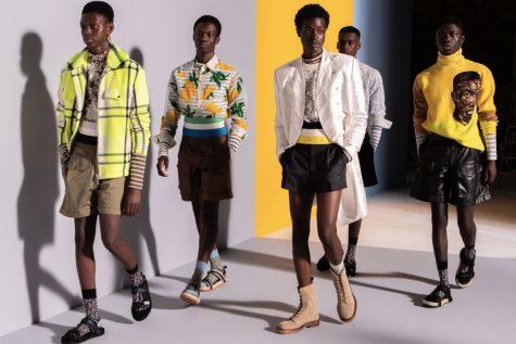 BST Dior Men Xuân-Hè 2021: Cuộc đàm đạo tiếp nối giữa thời trang và nghệ thuật