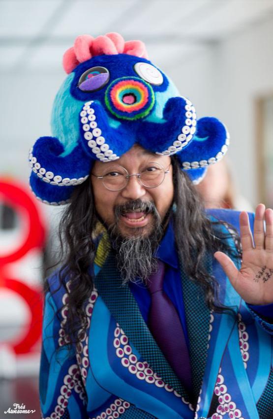 Takashi Murakami tại MCA