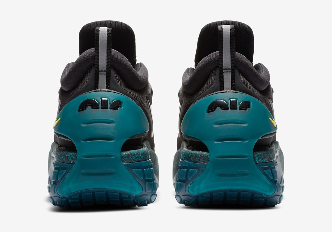 giay sneaker nike-automax-Anthracite-de giay