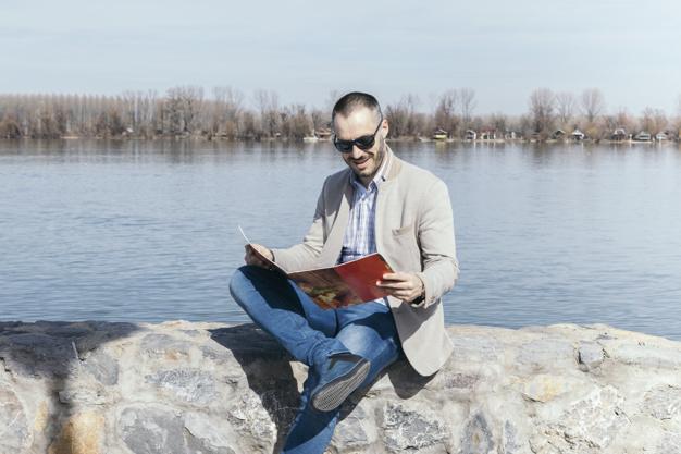 trắc nghiệm kokology người đàn ông đọc tạp chí