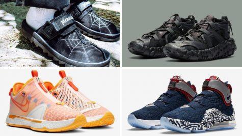 5 phát hành giày thể thao ấn tượng sắp ra mắt (28/7- 4/8/2020)