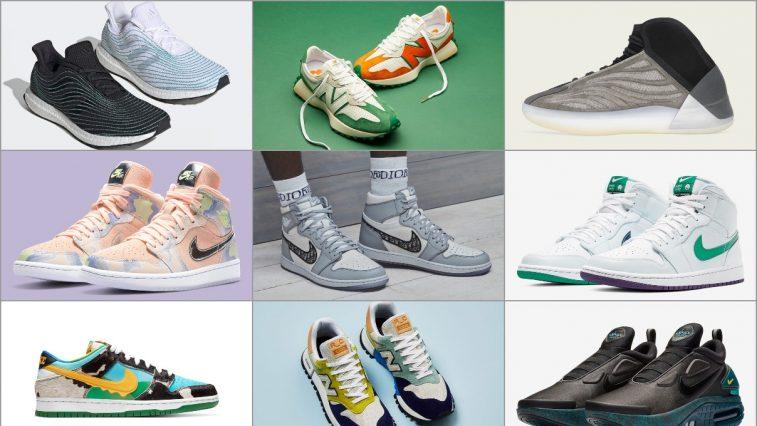 11 mẫu giày sneakers đáng chú ý nhất nửa đầu 2020