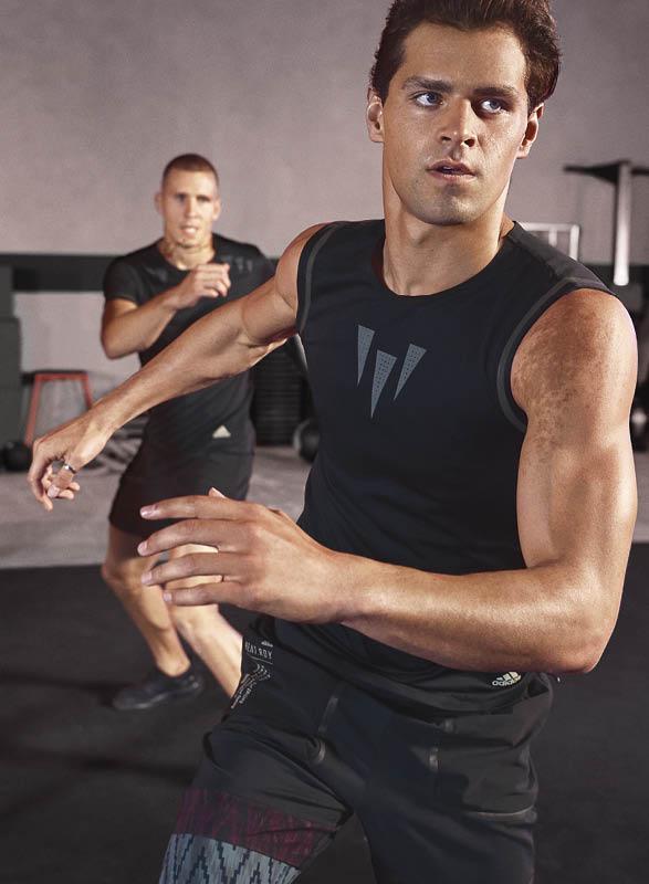 adidas heat rdy đàn ông tập luyện
