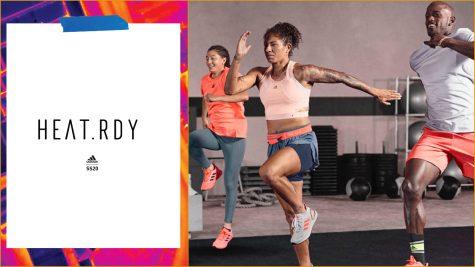 adidas ra mắt công nghệ HEAT.RDY: Thể thao mùa nóng không còn là nỗi lo