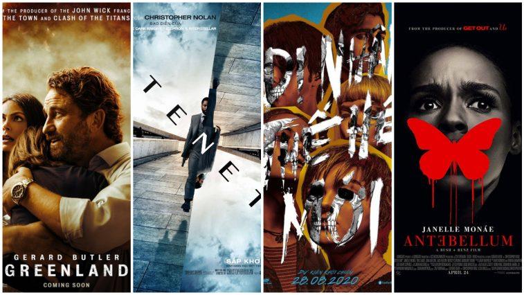 Phim chiếu rạp tháng 08/2020: Đa dạng lựa chọn dành cho các mọt phim