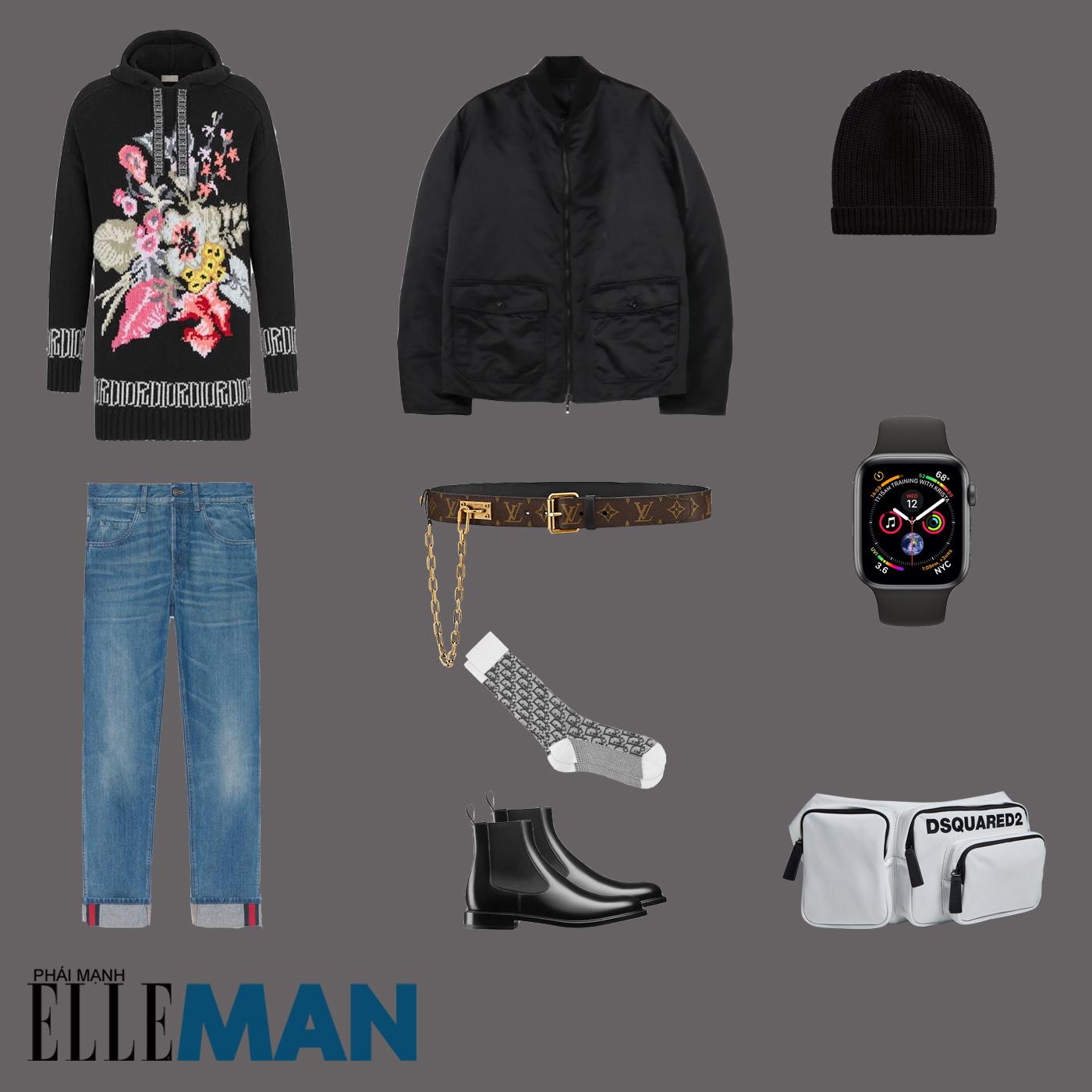 outfit 2 - phong cách ametora