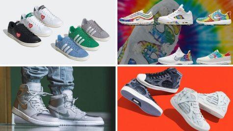 5 phát hành giày thể thao ấn tượng sắp ra mắt (4/8 - 11/8/2020)