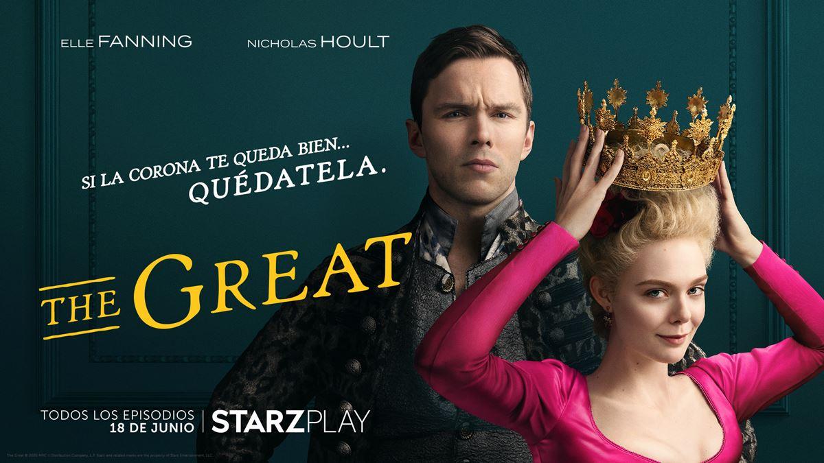 phim truyền hình the great