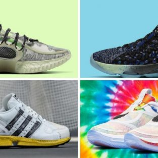 5 phát hành giày thể thao ấn tượng sắp ra mắt (11-18/8/2020)