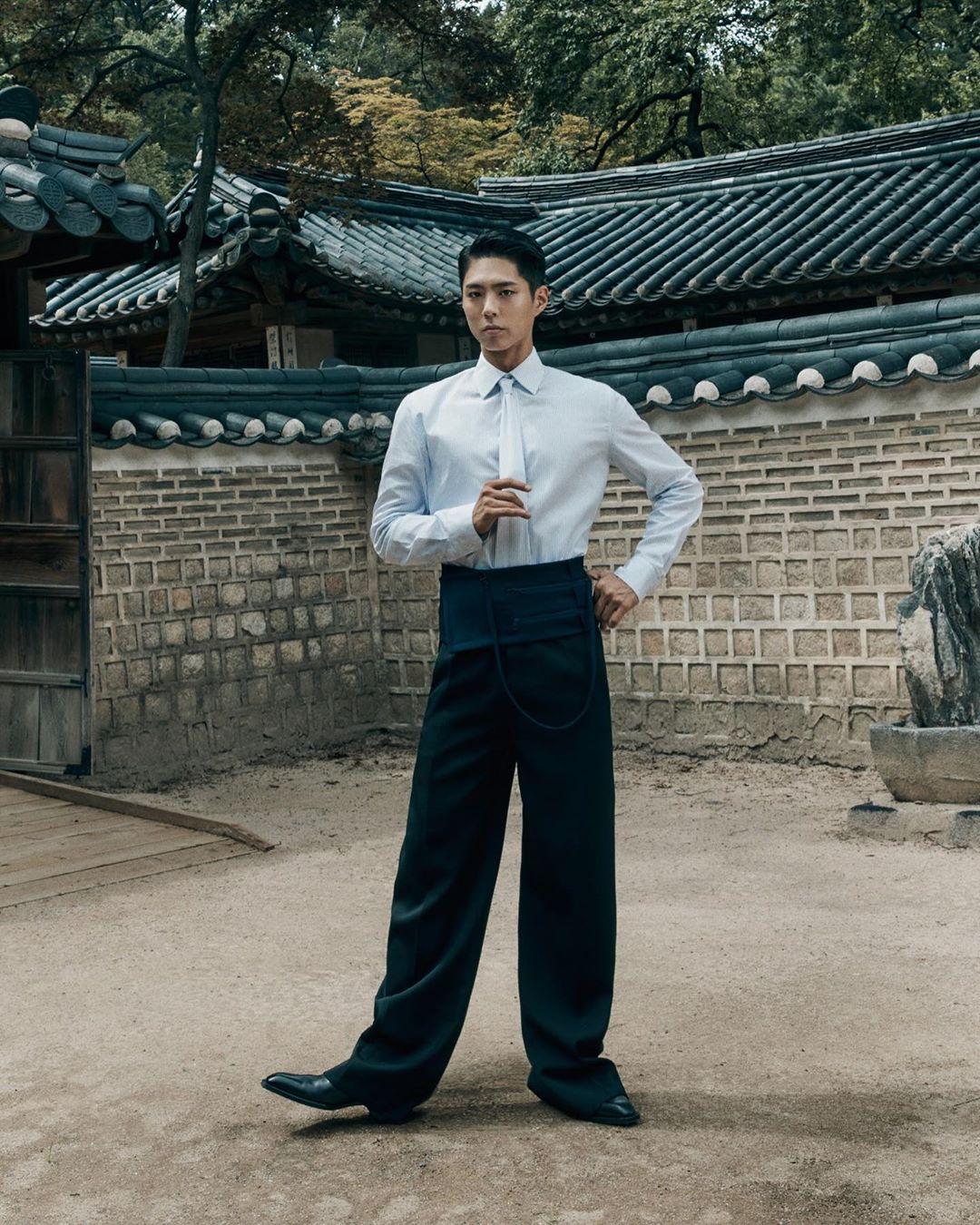 park bo gum outfit 1