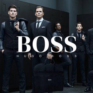 Ý nghĩa logo thương hiệu - Phần 43: HUGO BOSS