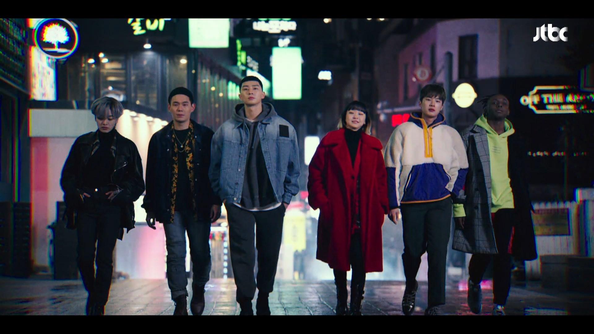 phim itaewon class