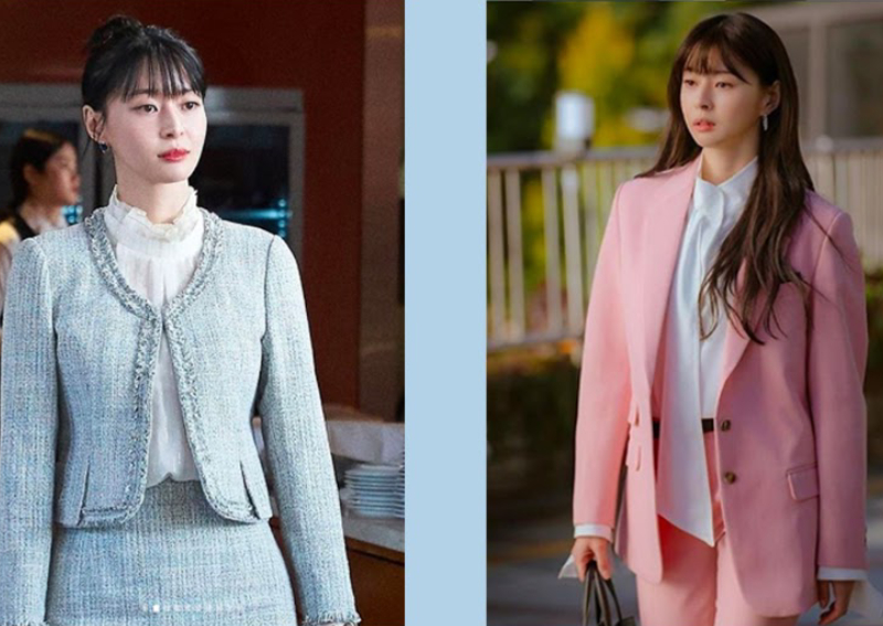 phim itaewon class oh soo ah