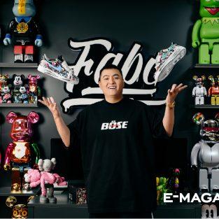"""Fabo Nguyễn: """"Sneakerhead không cần nhiều giày, nhưng phải truyền nhiều cảm hứng"""""""