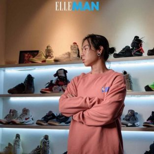 """Quang Minh: """"Có lẽ tôi sẽ gắn bó với sneakers đến già"""""""