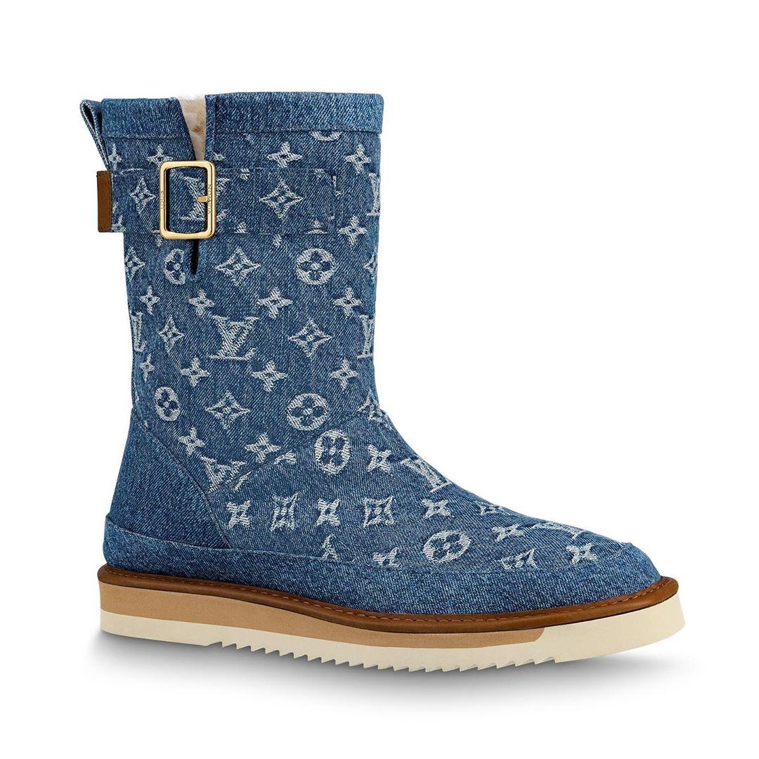 bst LV² giày boots denim
