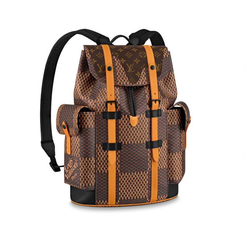 Louis Vuitton bst LV² túi Christopher Backpack