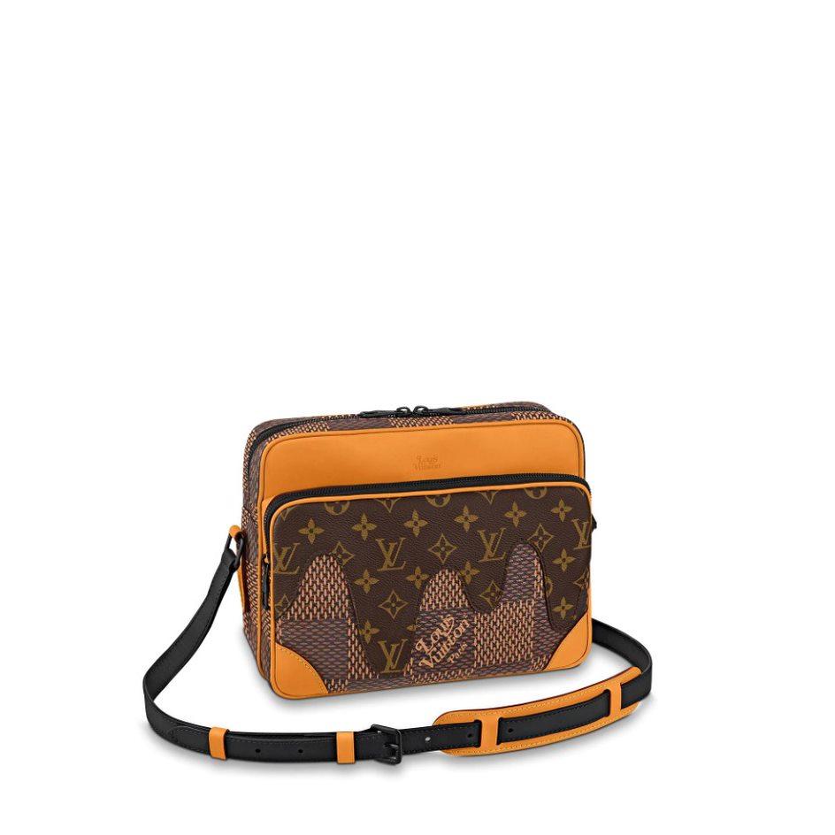 Louis Vuitton bst LV² túi Nil Messenger