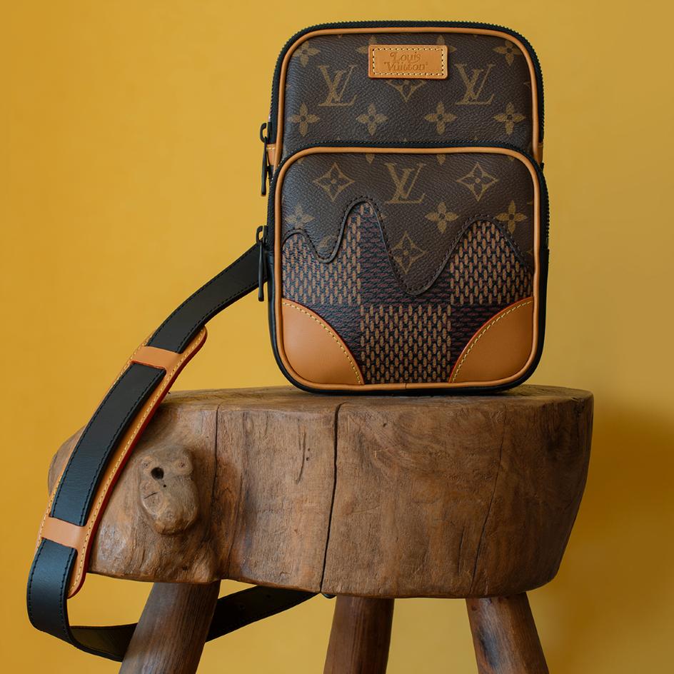 Louis Vuitton bst LV² túi Amazone Sling