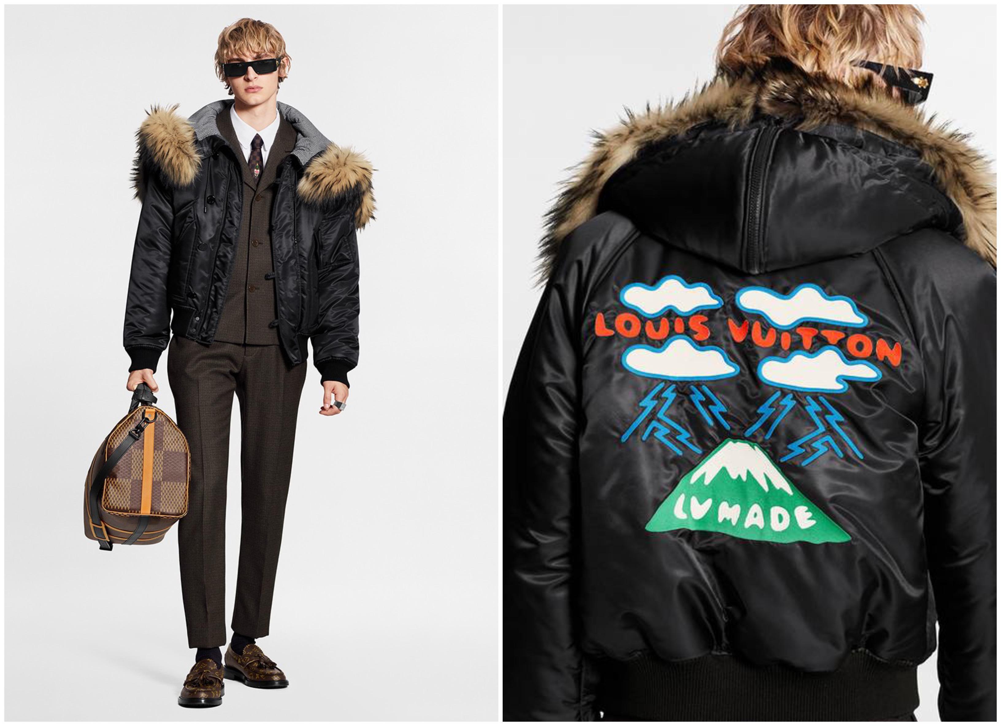 Louis Vuitton bst LV² áo khoác n-2b