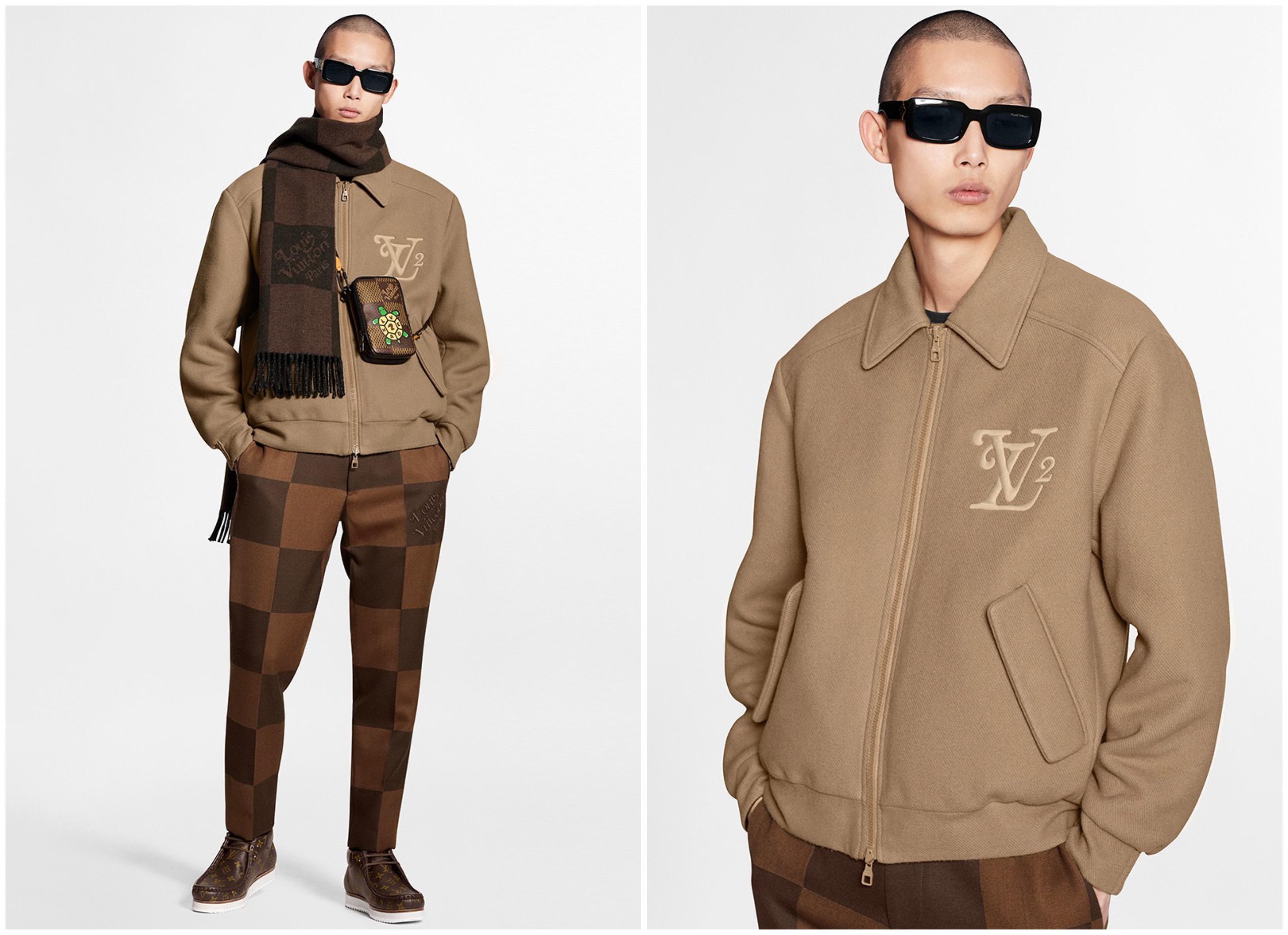 Louis Vuitton LV² áo phi công