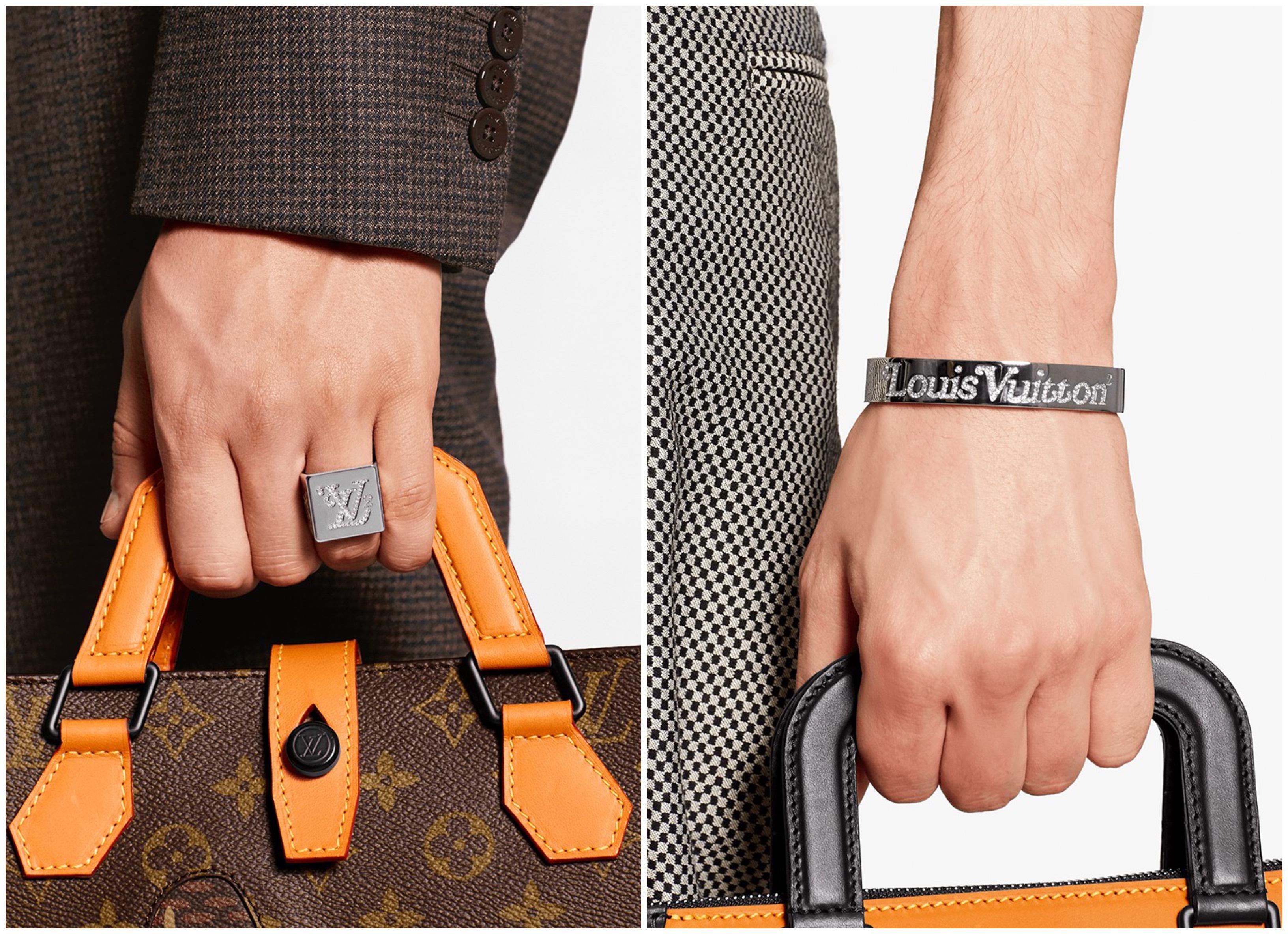 Louis Vuitton bst LV² phụ kiện nhẫn và vòng tay