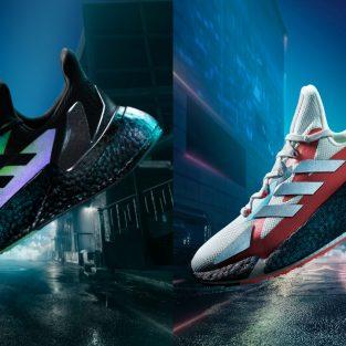 adidas X9000 - Đôi giày bước ra từ thế giới của khoa học viễn tưởng