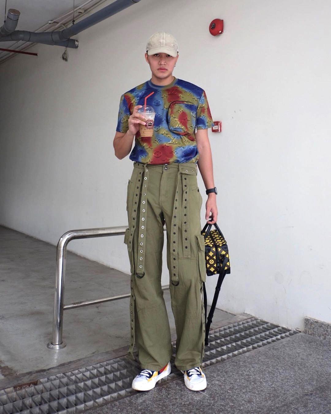 outfit 2 của kenshj phạm