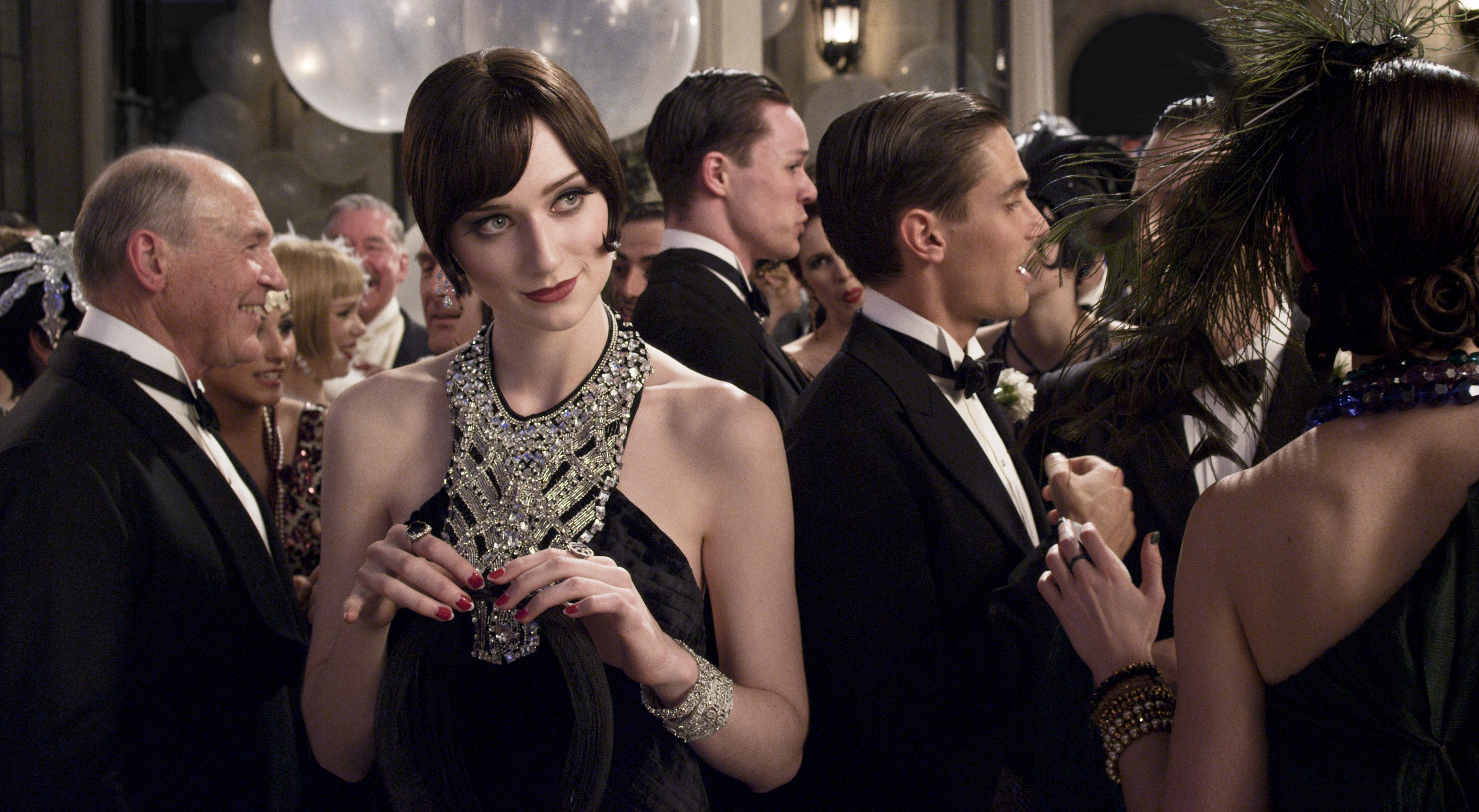 elizabeth debicki the great gatsby - elle man