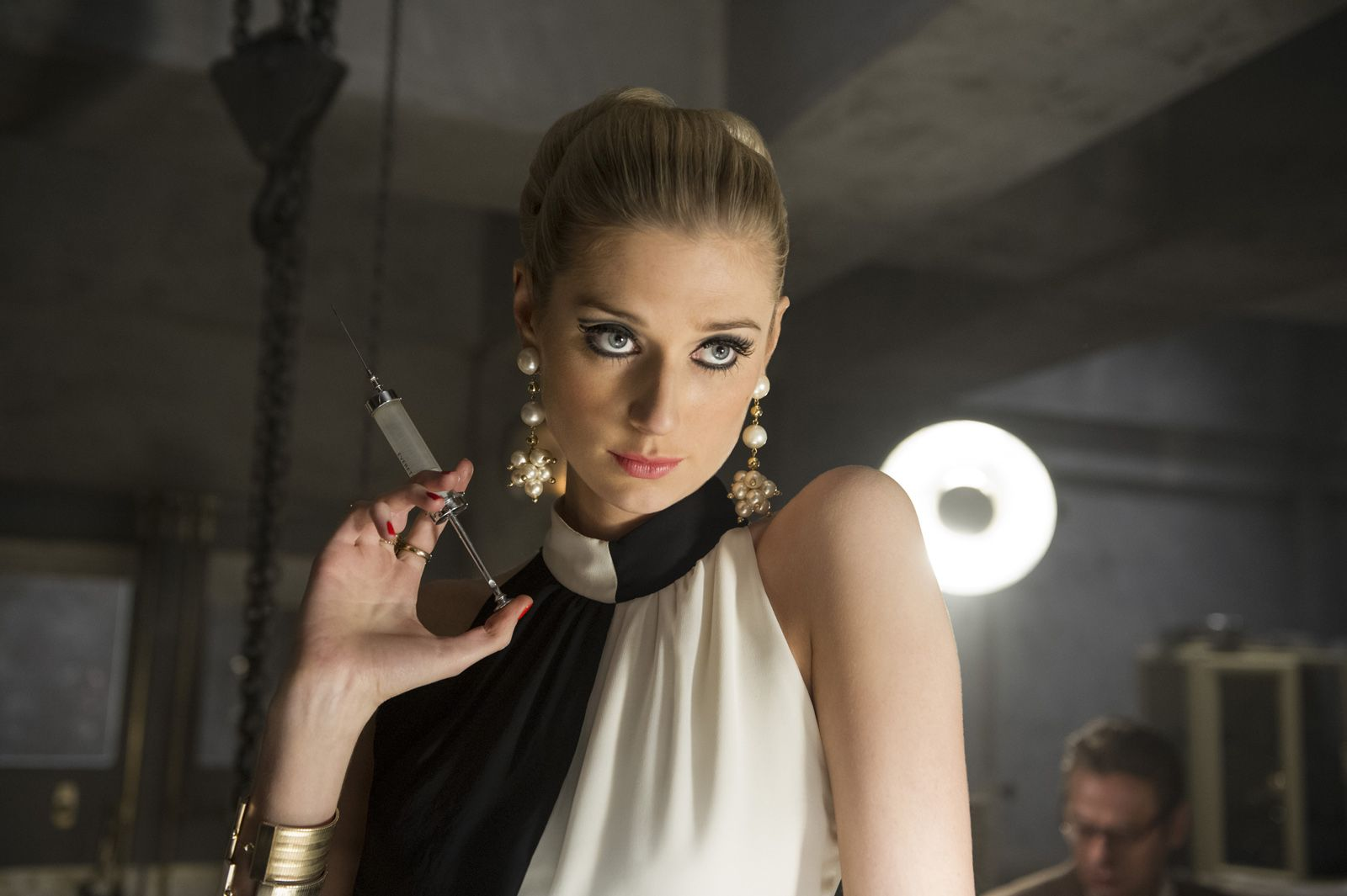elizabeth debicki uncle - elle man