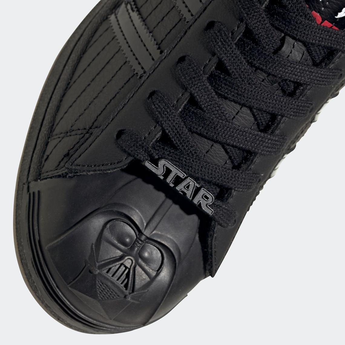 """giày thể thao (14-20.9.2020-Superstar """"Darth Vader""""Jp-elleman (11)"""