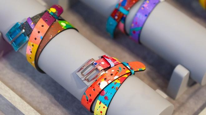 vòng tay thiết kế bởi kongo