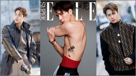 Jackson Wang - Đẳng cấp fashionisto toàn cầu