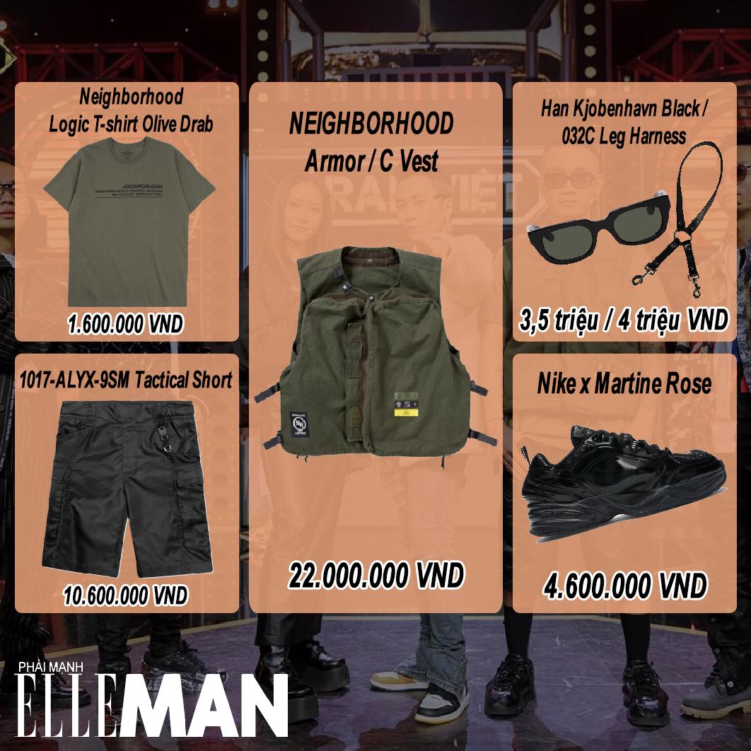 thoi trang rap viet tap 8 - layout outfit - WOWY - elleman