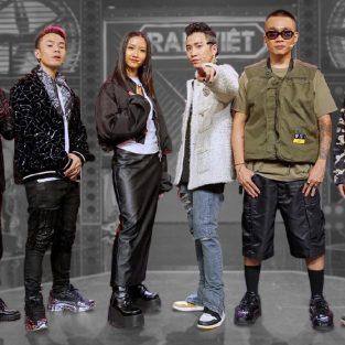 Thời trang Rap Việt - Tập 8 (P.1): Vị thế của những kẻ đi đầu