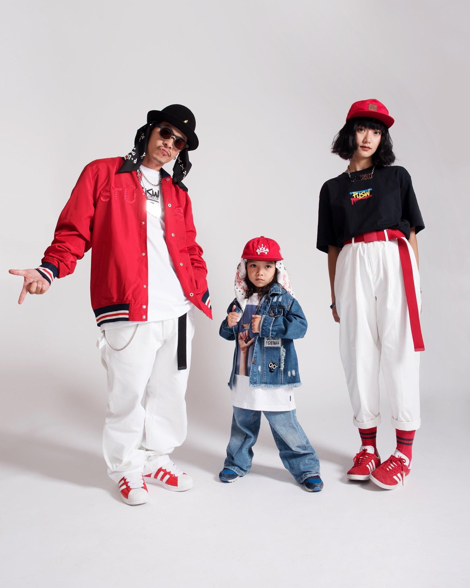 gia đình việt max mặc dress code