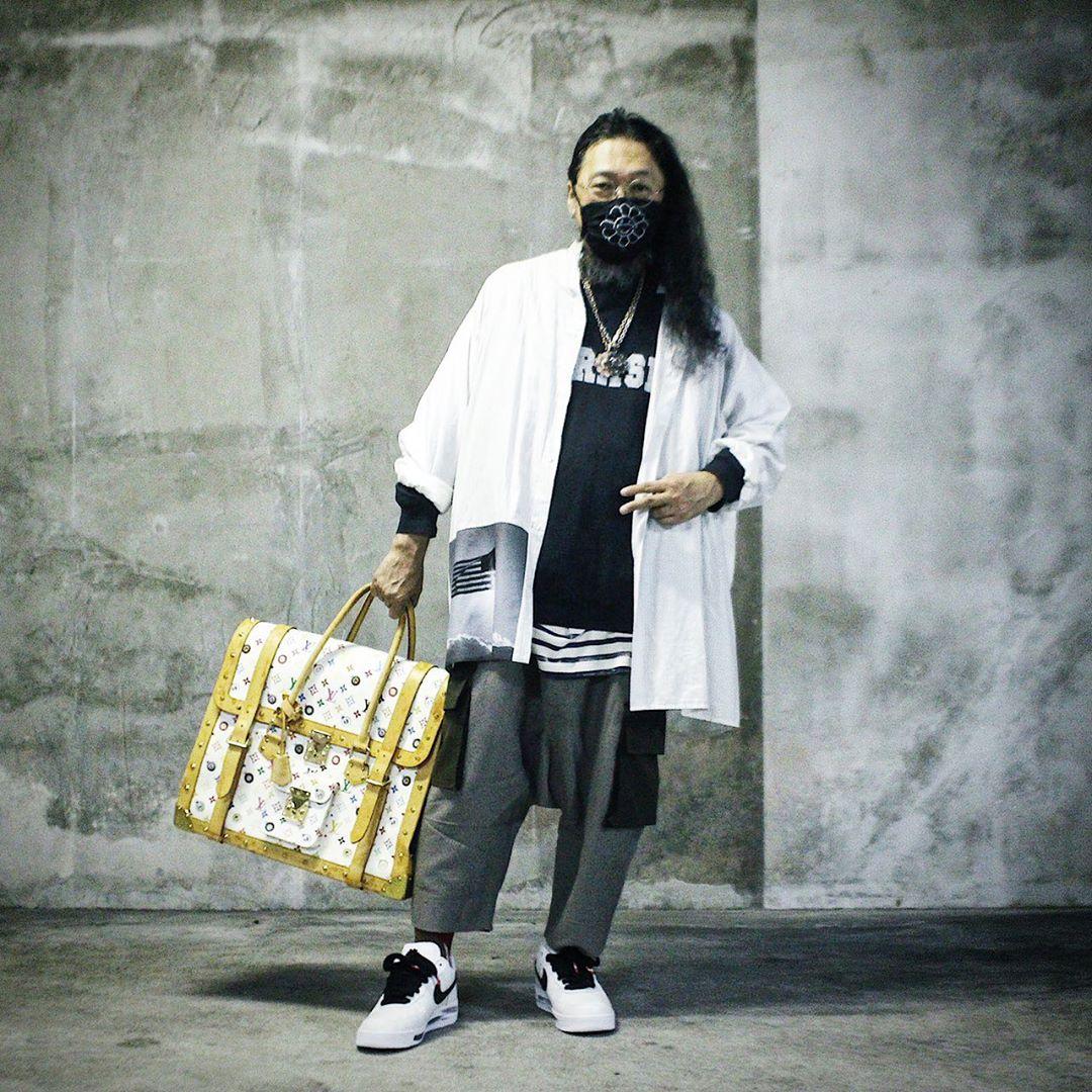 nghệ sĩ takashi murakami