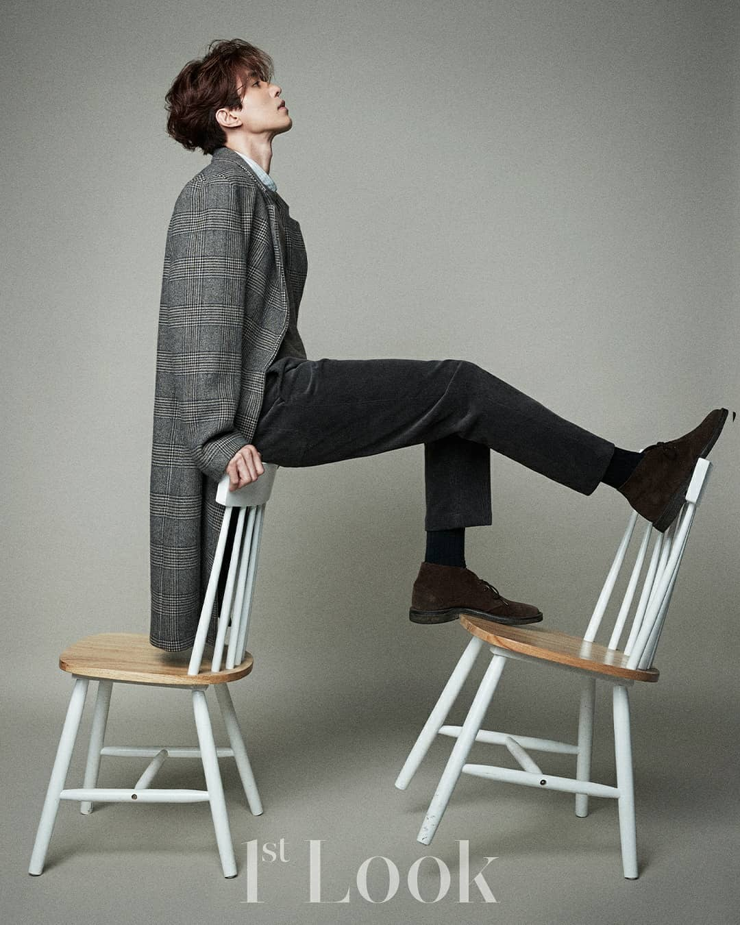 sao nam mặc đẹp lee dong wook