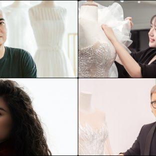 ELLE Wedding Art Gallery 2020: Nơi hội tụ của 4 NTK áo cưới hàng đầu Việt Nam